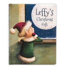 JellyCat Jellycat | Leffy's Christmas Gift Book