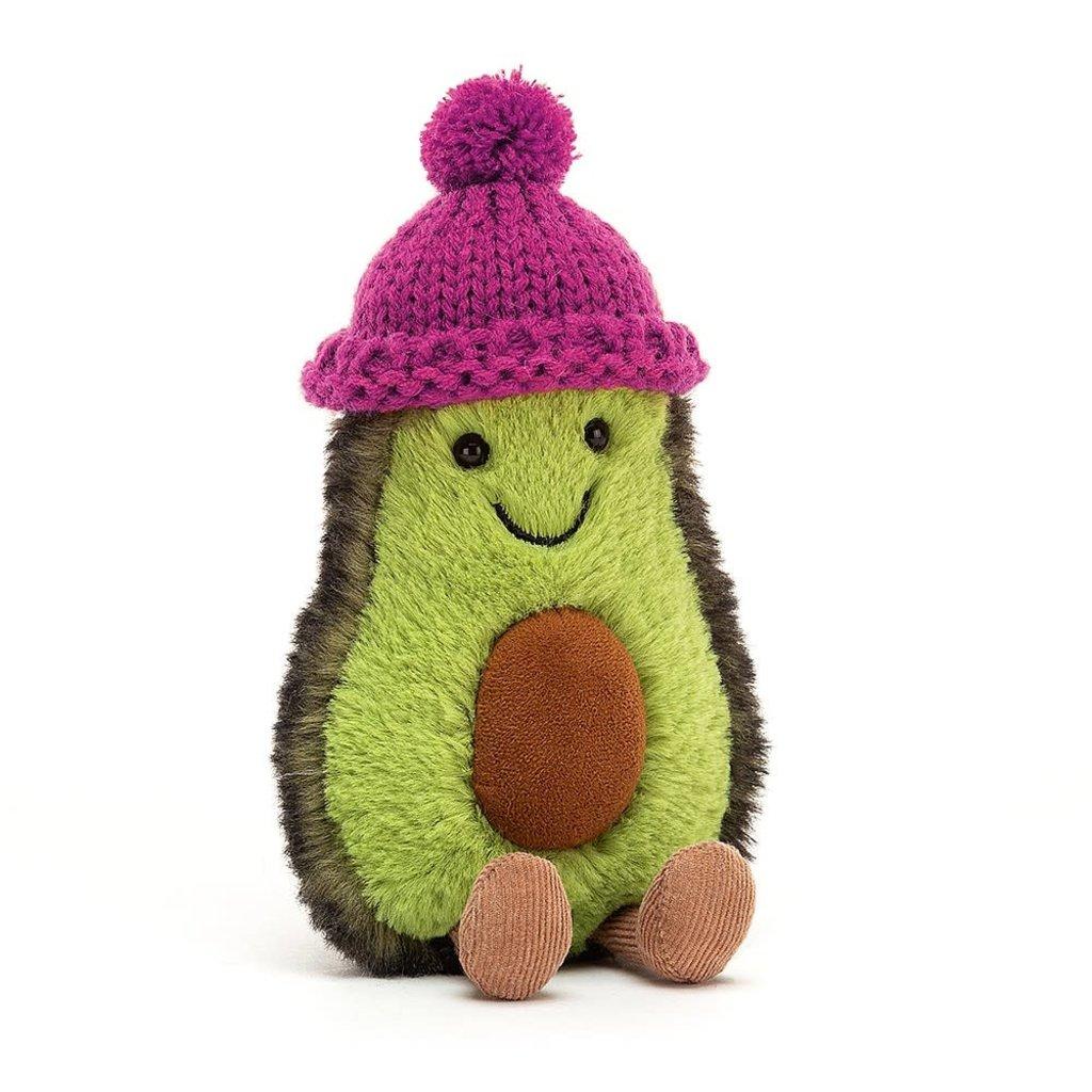 JellyCat Jellycat | Amuseable Cozi Avocado Fuchsia