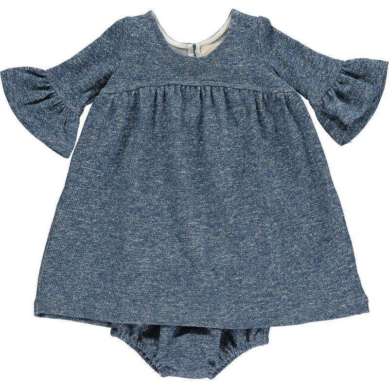 Vignette Vignette | Baby Paige Dress Teal