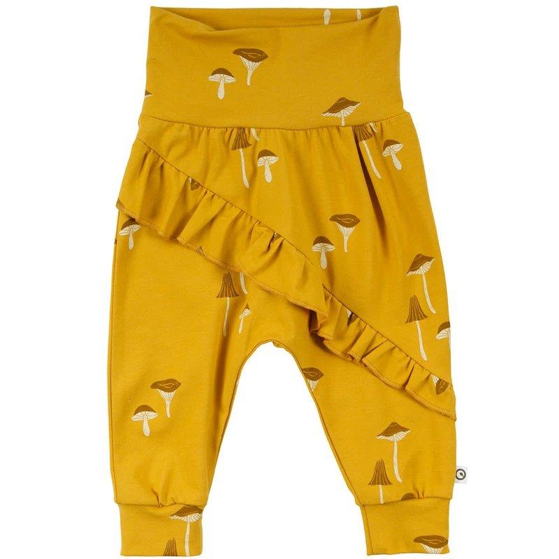 Musli Musli | Chanterelle Pants Mustard