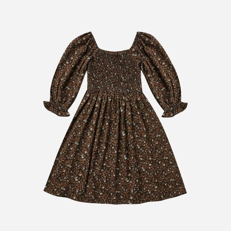 Rylee + Cru Rylee + Cru | Adelaide Dress Winter Bloom