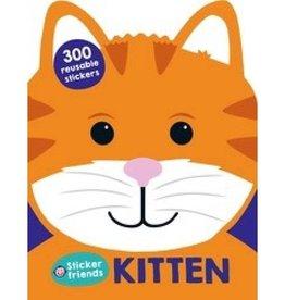 Sticker Friends: Kitten
