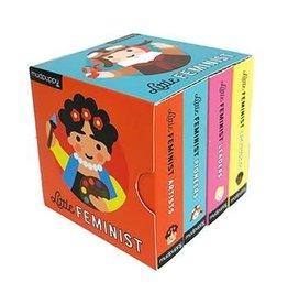 Little Feminists Board Book Set
