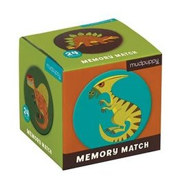 Mighty Dinosaurs Memory Match