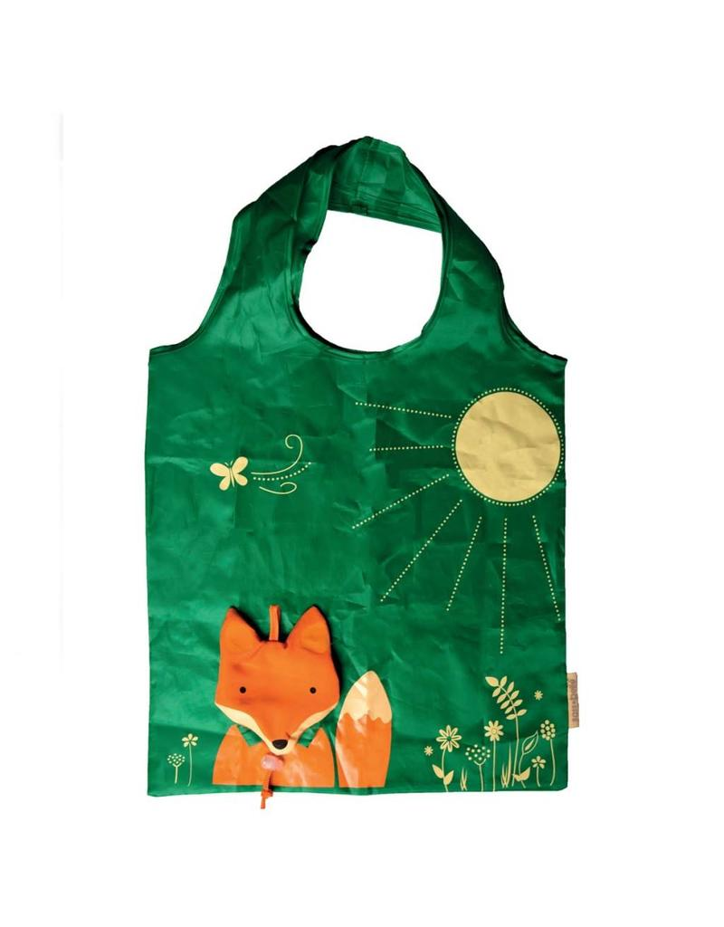 Sass & Belle Sass & Belle:  Foldable Shopping Bag Fox