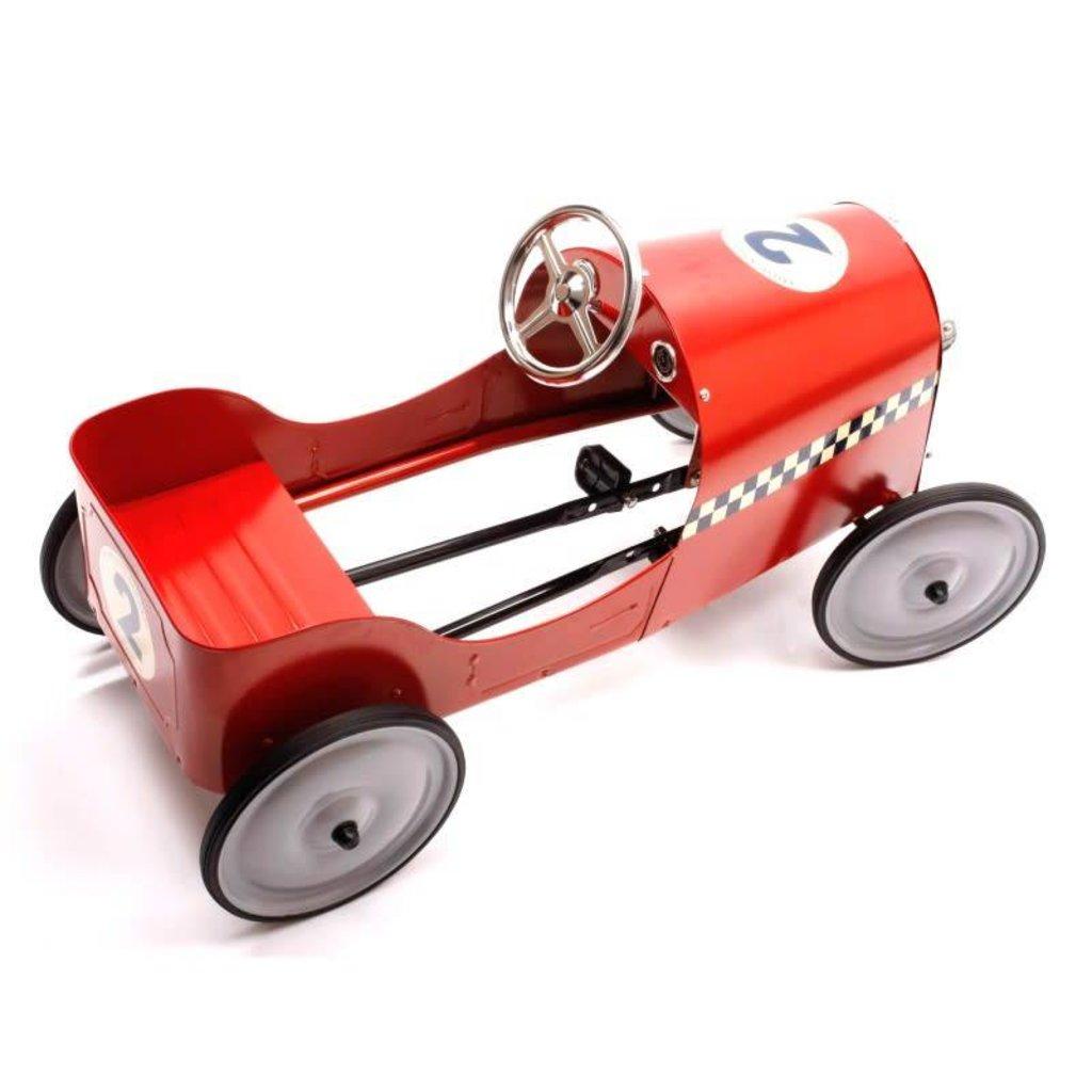 Baghera Legend Pedal Car