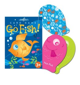 eeBoo Playing Card Set: Go Fish!