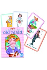 eeBoo Playing Card Set: Old Maid