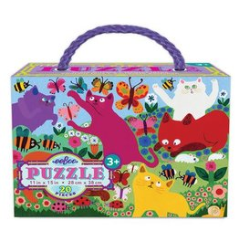 eeBoo eeboo | Crazy Kittens 20pc Puzzle