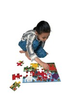 eeBoo Crazy Kittens 20pc Puzzle