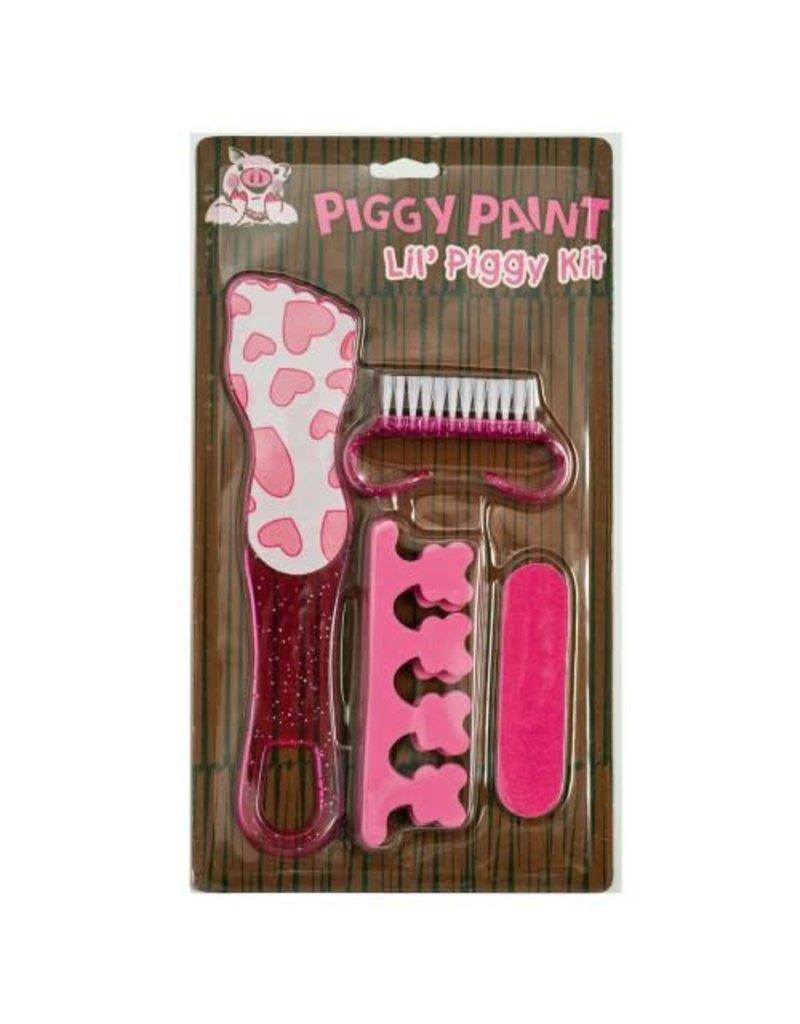 Piggy Paint 4 piece pedicure set by Piggy Paint