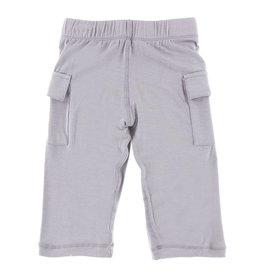 Kickee Pants Solid Cargo Pant by Kickee Pants