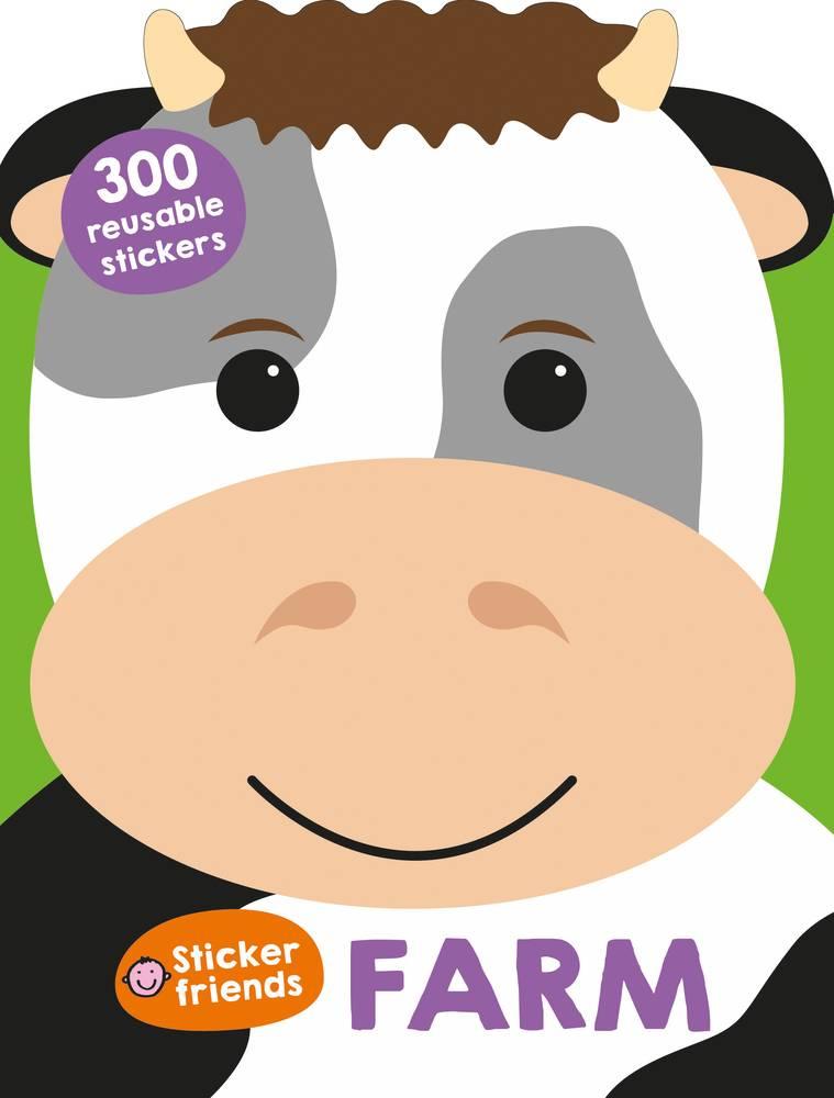 Sticker Friends: Farm