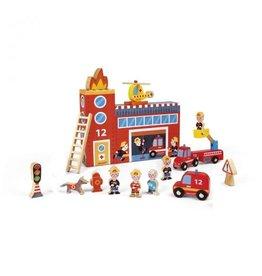 Janod Janod Story Box:  Firefighters