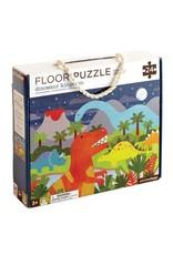 Petit Collage Petit Collage Dinosaur Kingdom Floor Puzzle
