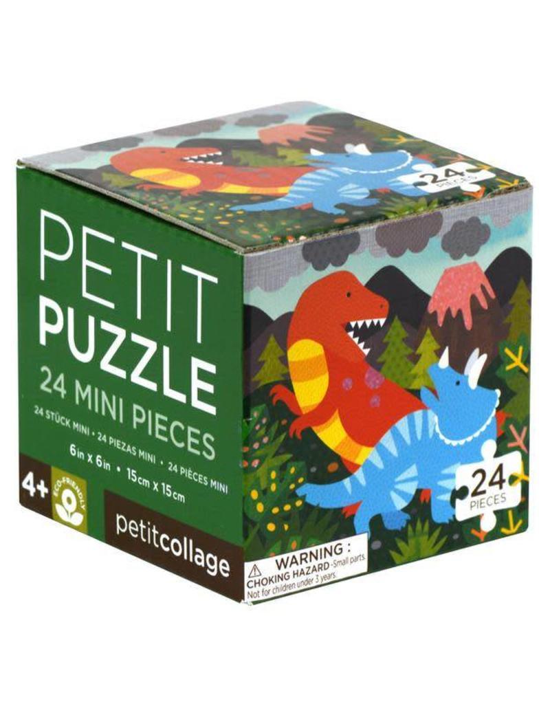 94acf1534fa3 Petit Collage Petit Puzzle  Dinosaur - Nurture Baby