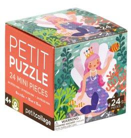 Petit Collage Petit Puzzle: Mermaid