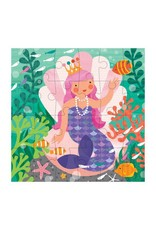 Petit Collage Petit Puzzle: Mermaid