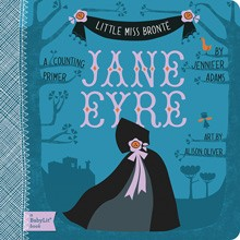 Gibbs Smith BabyLit: Jane Eyre