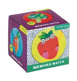 Fruits & Veggies Memory Match