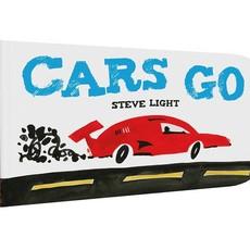 Cars Go | Board Book