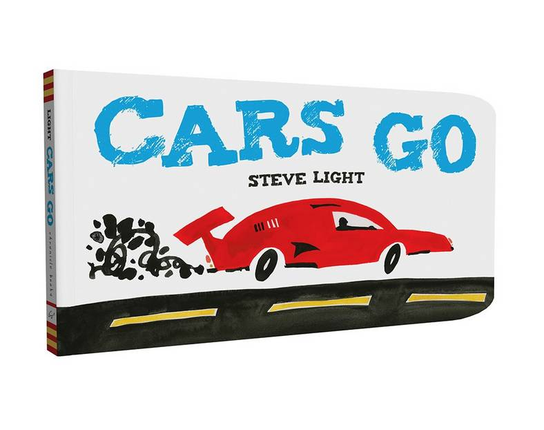 Cars Go | Board Book