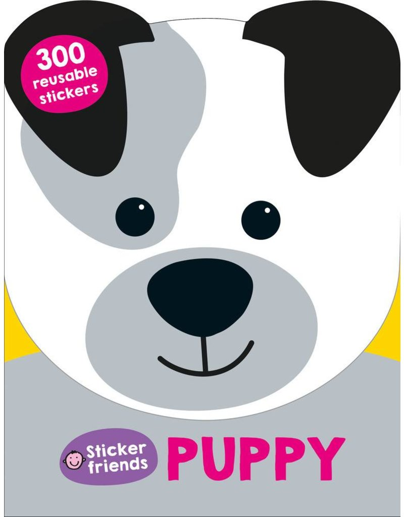 Sticker Friends:  Puppy