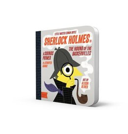 Gibbs Smith BabyLit: Sherlock Holmes