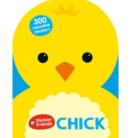 Sticker Friends: Chick