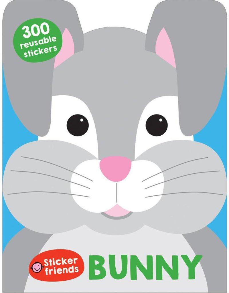 Sticker Friends: Bunny