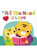 All You Need is Love Lift the Flap Book