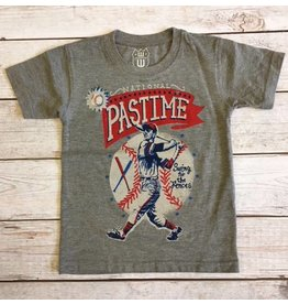 Wes & Willy National Pastime Tee (Baby)