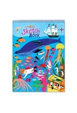 eeBoo eeboo   In the Sea Sketch Book