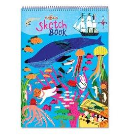 eeBoo eeboo | In the Sea Sketch Book
