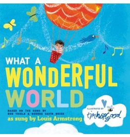 What a Wonderful World Board Book