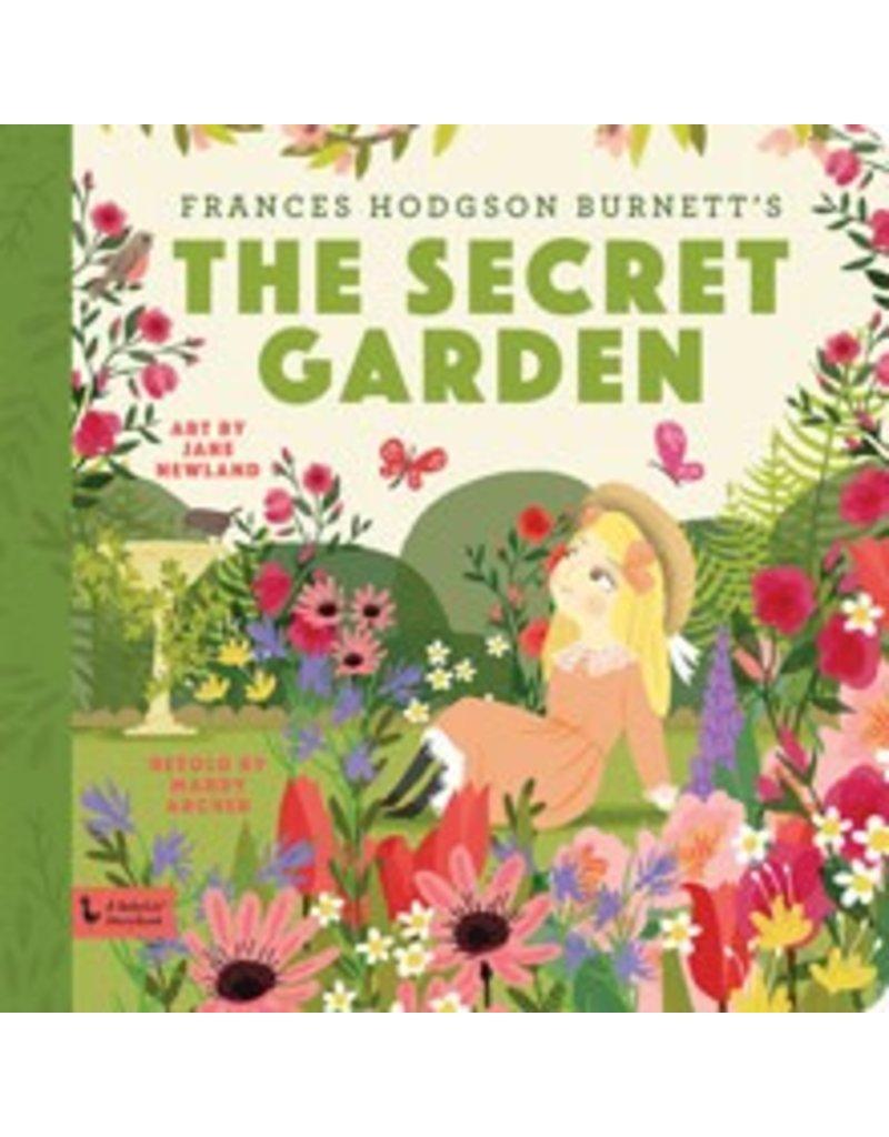 Gibbs Smith BabyLit Story Book   The Secret Garden