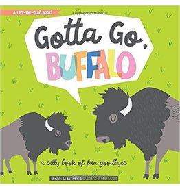 Gibbs Smith Gotta Go, Buffalo!