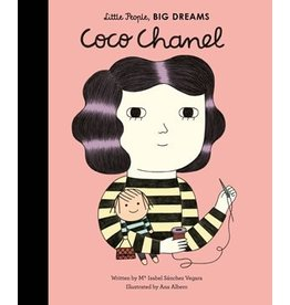 Quarto Little People, Big Dreams | Coco Chanel