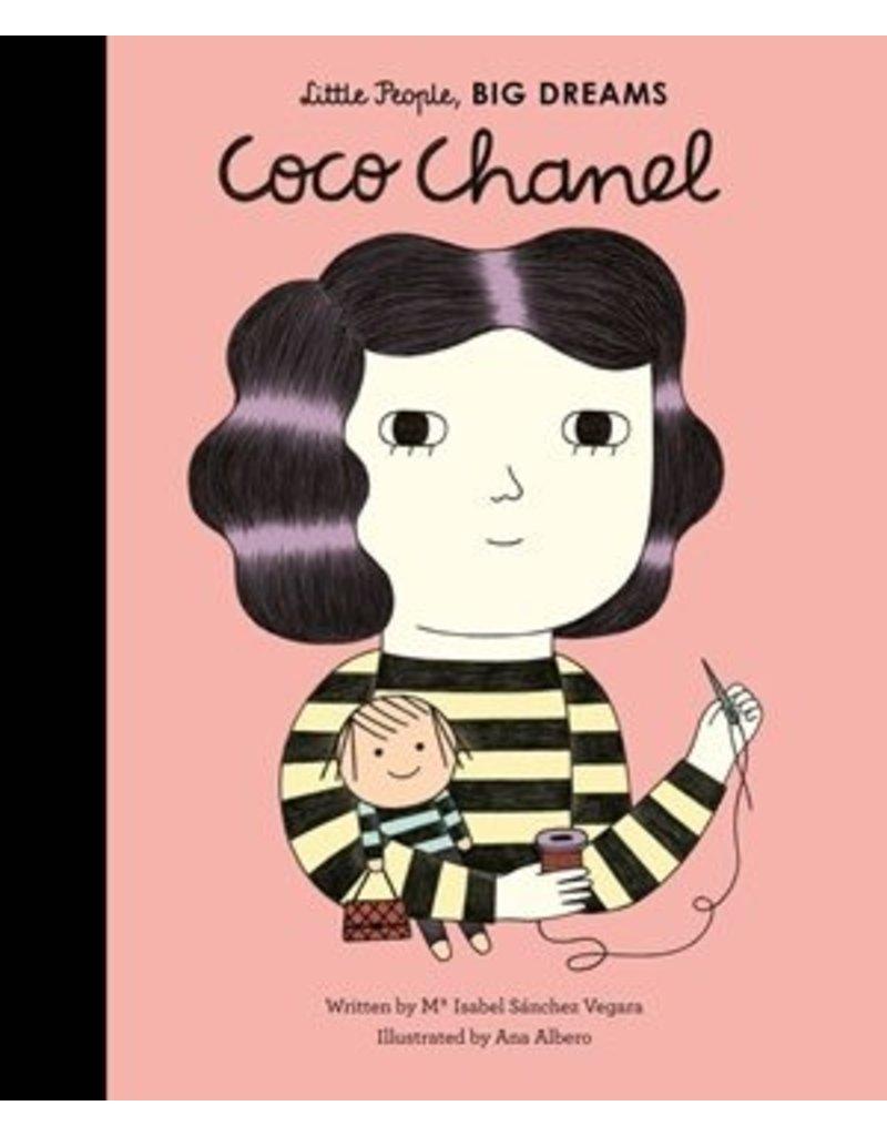 Quarto Little People, Big Dreams | Coco Chanel