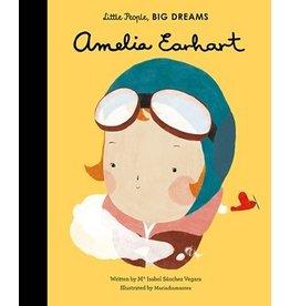 Quarto Little People, Big Dreams   Amelia Earhart