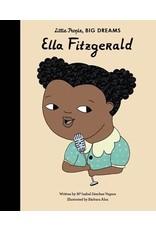 Quarto Little People, Big Dreams   Ella Fitzgerald