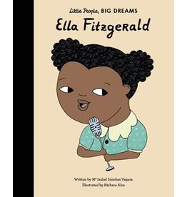 Quarto Little People, Big Dreams | Ella Fitzgerald