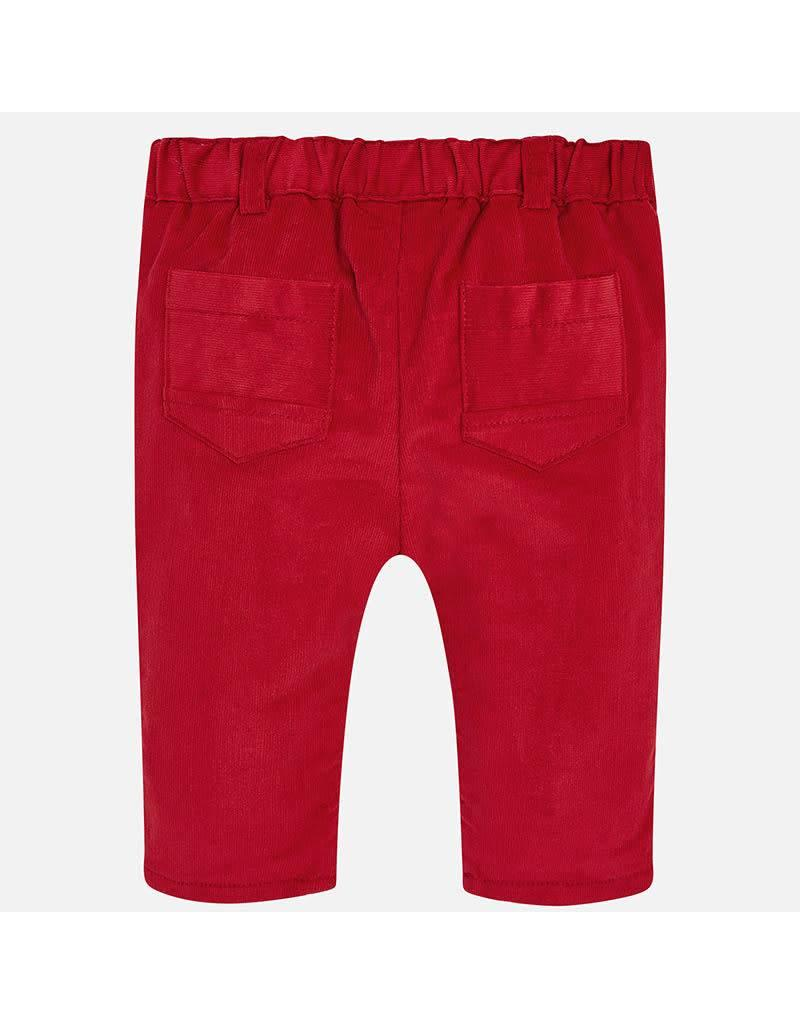 Mayoral Mayoral   Baby Corduroy Trousers