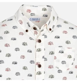 Mayoral Mayoral | Camper Button-Up Shirt
