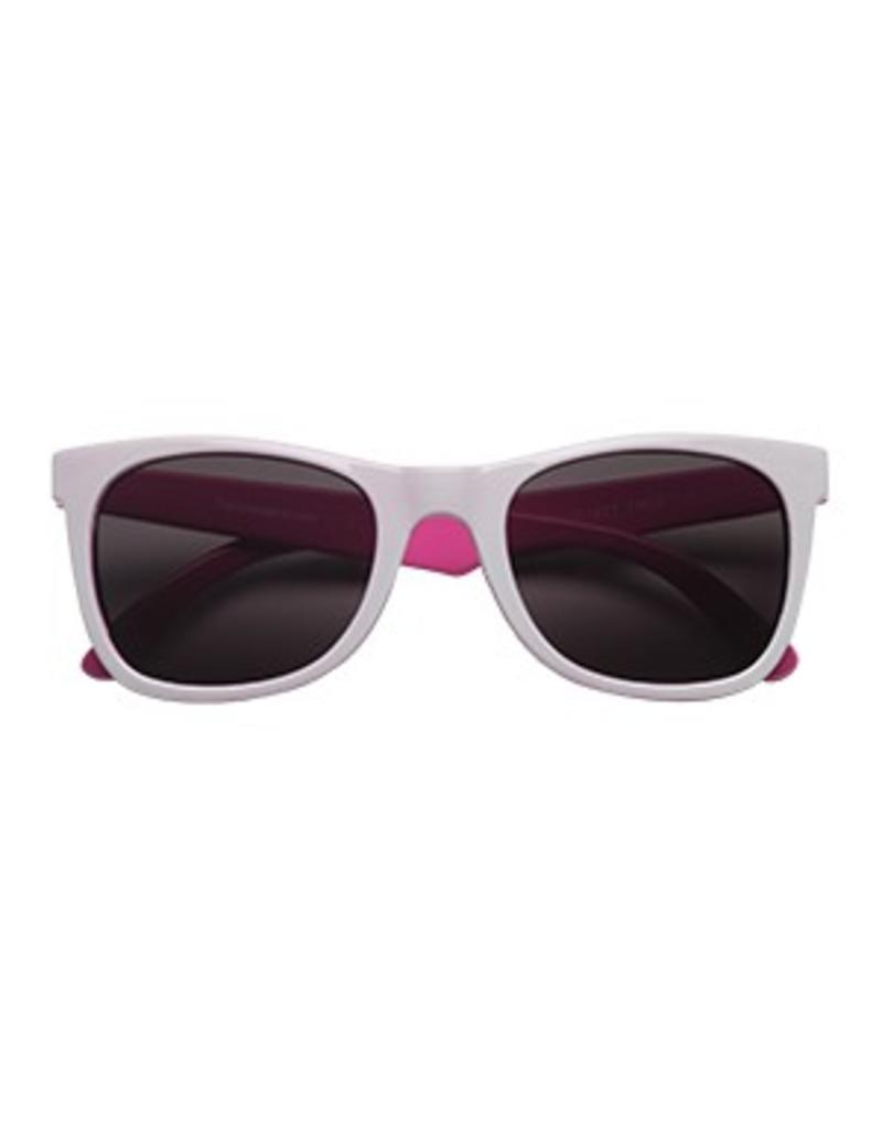 Jackie Toddler Sunglasses White