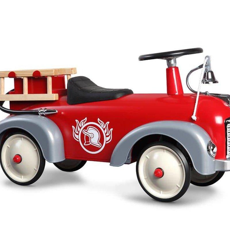 Baghera | Speedster Fire Truck Ride On