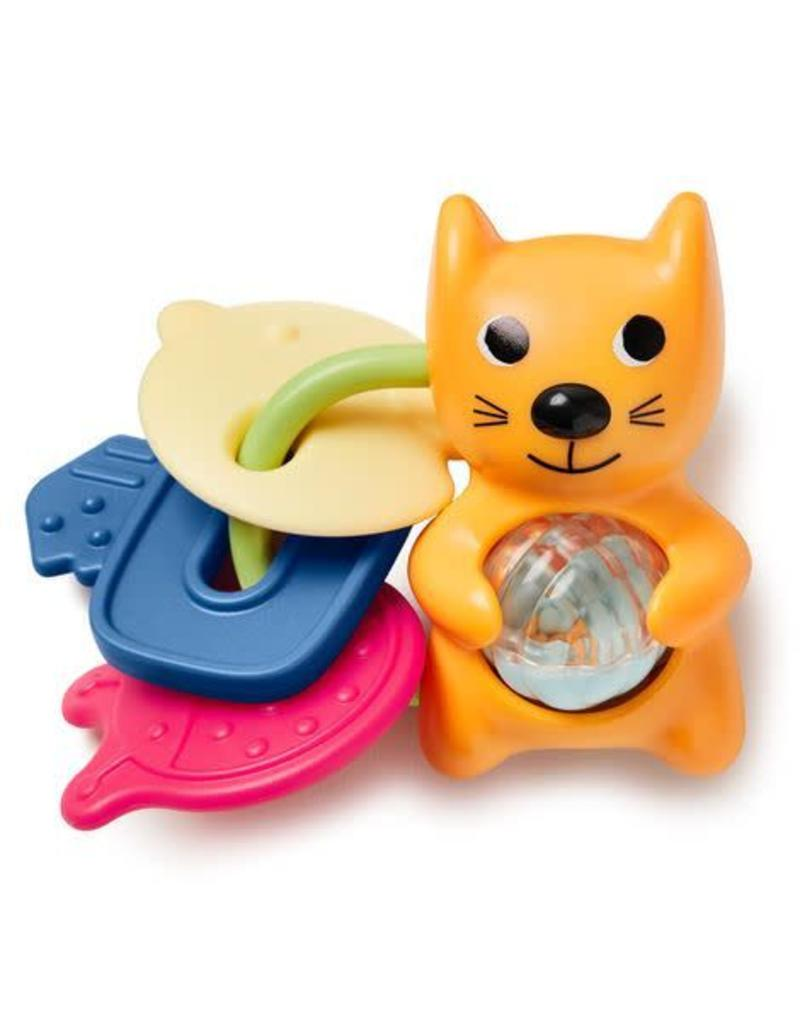 Skip*Hop Vibrant Village Rattle & Teethe Keys
