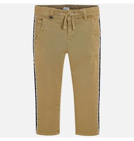 Mayoral Mayoral | Side Stripe Chino Pants