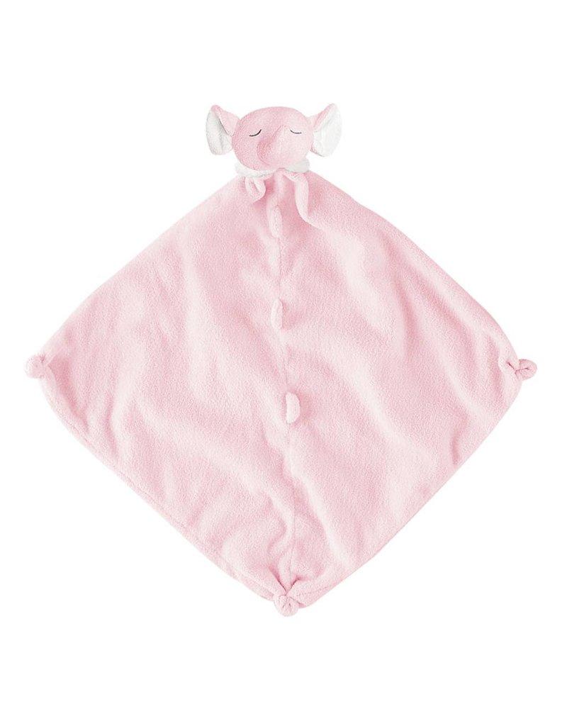 Angel Dear Angel Dear Pink Elephant Blankie