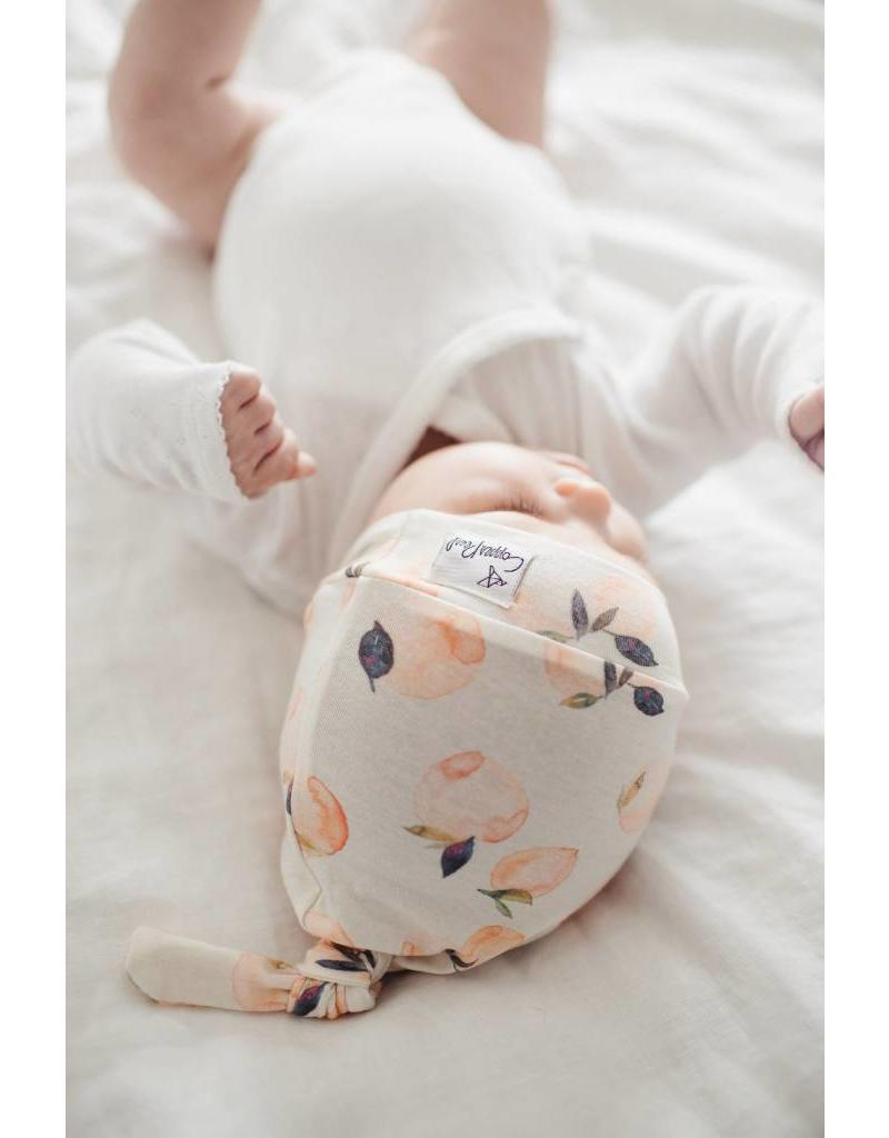 Copper Pearl Copper Pearl | Caroline Top Knot Hat